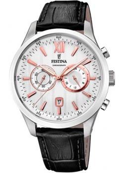 Festina Часы Festina 16996.1. Коллекция Chronograph цена и фото
