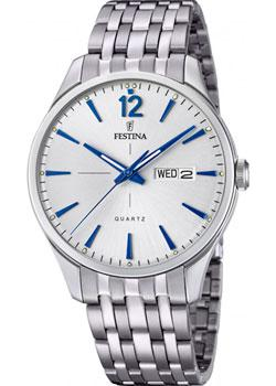 Festina Часы Festina 20204.1. Коллекция Classic everswiss часы everswiss 2787 lbkbk коллекция classic