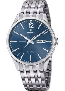 Festina Часы Festina 20204.3. Коллекция Classic everswiss часы everswiss 2787 lbkbk коллекция classic