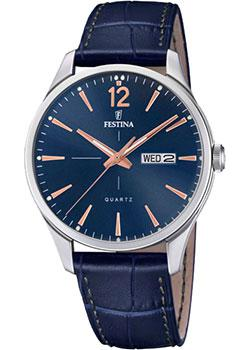 Festina Часы Festina 20205.3. Коллекция Classic everswiss часы everswiss 2787 lbkbk коллекция classic