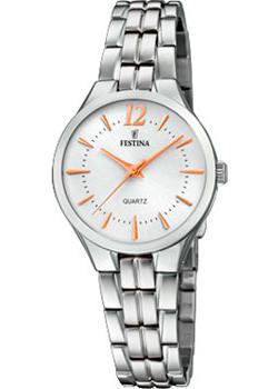 купить Festina Часы Festina 20216.1. Коллекция Mademoiselle по цене 8120 рублей