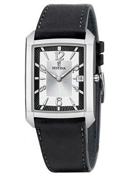 Festina Часы Festina 6748.1. Коллекция Classic everswiss часы everswiss 2787 lbkbk коллекция classic