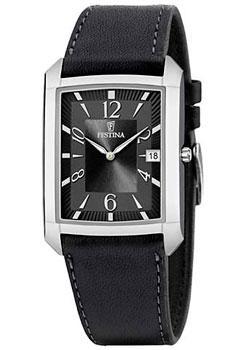 Festina Часы Festina 6748.3. Коллекция Classic everswiss часы everswiss 2787 lbkbk коллекция classic
