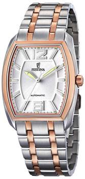 Festina Часы Festina 6756.D. Коллекция Automatic festina часы festina 6848 3 коллекция automatic