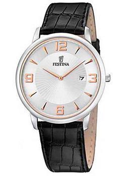 Festina Часы Festina 6806.3. Коллекция Classic everswiss часы everswiss 2787 lbkbk коллекция classic