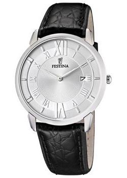 цена Festina Часы Festina 6813.1. Коллекция Correa Clasico онлайн в 2017 году