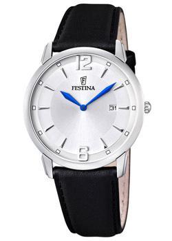 цена Festina Часы Festina 6813.3. Коллекция Correa Clasico онлайн в 2017 году