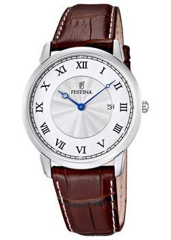 цена Festina Часы Festina 6813.5. Коллекция Correa Clasico онлайн в 2017 году