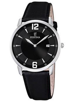 цена Festina Часы Festina 6813.6. Коллекция Correa Clasico онлайн в 2017 году