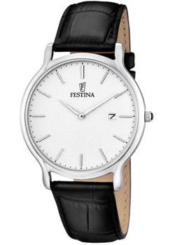 цена Festina Часы Festina 6828.1. Коллекция Correa Clasico онлайн в 2017 году