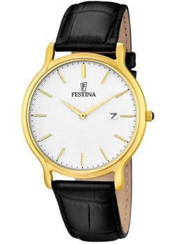 цена Festina Часы Festina 6829.1. Коллекция Correa Clasico онлайн в 2017 году