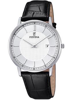 Festina Часы Festina 6831.2. Коллекция Classic everswiss часы everswiss 2787 lbkbk коллекция classic