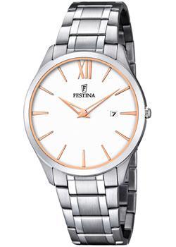Festina Часы Festina 6832.3. Коллекция Classic everswiss часы everswiss 2787 lbkbk коллекция classic