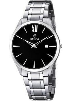 Festina Часы Festina 6832.4. Коллекция Classic everswiss часы everswiss 2787 lbkbk коллекция classic