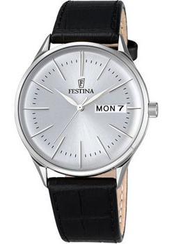 цена Festina Часы Festina 6837.1. Коллекция Retro онлайн в 2017 году