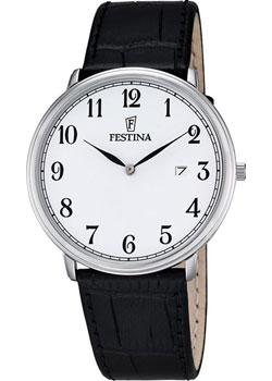 Festina Часы Festina 6839.1. Коллекция Classic everswiss часы everswiss 2787 lbkbk коллекция classic