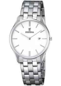 Festina Часы Festina 6840.2. Коллекция Classic everswiss часы everswiss 2787 lbkbk коллекция classic