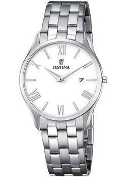 Festina Часы Festina 6840.3. Коллекция Classic everswiss часы everswiss 2787 lbkbk коллекция classic