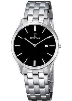 Festina Часы Festina 6840.4. Коллекция Classic festina часы festina 16377 3 коллекция classic