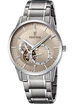 Festina Часы Festina 6845.2. Коллекция Automatic festina часы festina 6754 a коллекция automatic