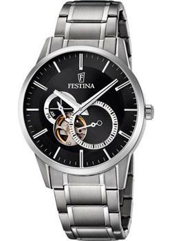 Festina Часы Festina 6845.4. Коллекция Automatic festina часы festina 6754 a коллекция automatic