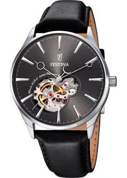 Festina Часы Festina 6846.2. Коллекция Automatic festina часы festina 16975 2 коллекция automatic