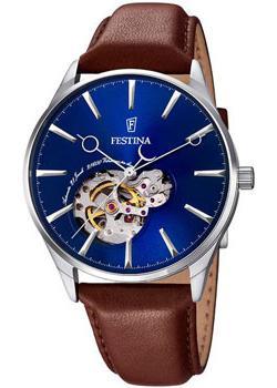 Festina Часы Festina 6846.3. Коллекция Automatic festina часы festina 6754 a коллекция automatic