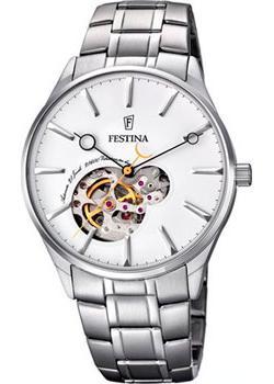 Festina Часы Festina 6847.1. Коллекция Automatic festina часы festina 6754 a коллекция automatic