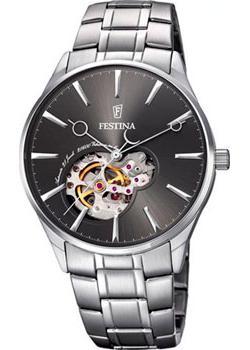 Festina Часы Festina 6847.2. Коллекция Automatic festina часы festina 16975 2 коллекция automatic
