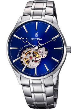 цена Festina Часы Festina 6847.3. Коллекция Automatic онлайн в 2017 году