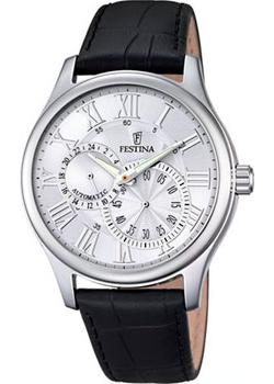 Festina Часы Festina 6848.1. Коллекция Automatic festina часы festina 6848 3 коллекция automatic