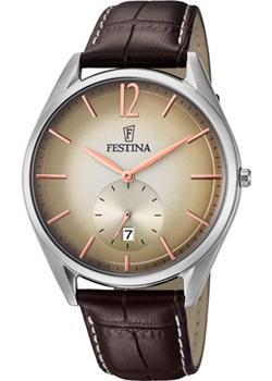 Festina Часы Festina 6857.2. Коллекция Classic everswiss часы everswiss 2787 lbkbk коллекция classic