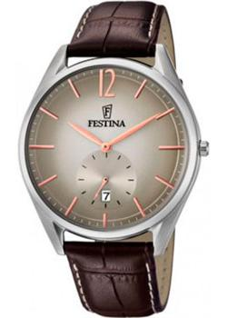 Festina Часы Festina 6857.5. Коллекция Classic festina часы festina 16377 3 коллекция classic