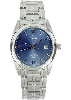 Festina Часы Festina 8825.2. Коллекция Classic everswiss часы everswiss 2787 lbkbk коллекция classic