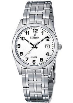Festina Часы Festina 8825.4. Коллекция Classic festina часы festina 16318 1 коллекция milano