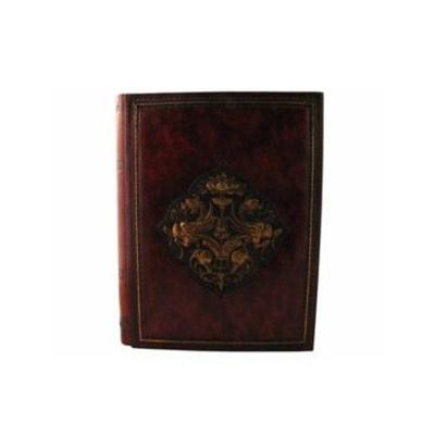 Florentia Фотоальбом кожаный Драконы (23х30) - 50 листов Florentia AL24462002 цена