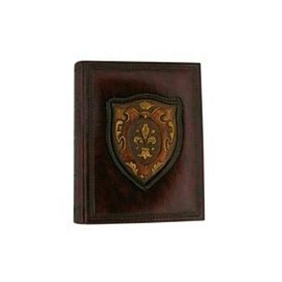 Florentia Фотоальбом кожаный Лилия-Барокко (23х30) - 50 листов Florentia AL24801001 цена