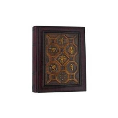 Florentia Фотоальбом кожаный TILES (23х30) - 50 листов Florentia AL24813001 цена