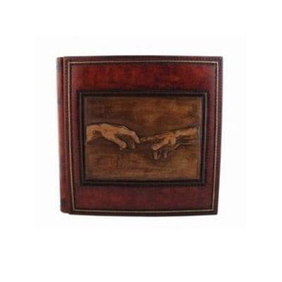 Florentia Фотоальбом кожаный Создание (30х30) - 50 листов Florentia AL30613001 florentia 23 30 50 florentia al24848002