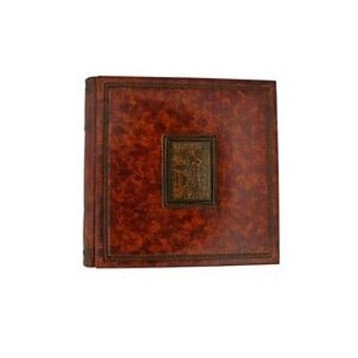 Florentia Фотоальбом кожаный Данте Алигиери (30х30) - 50 листов Florentia AL30625001 проект данте седьмой круг