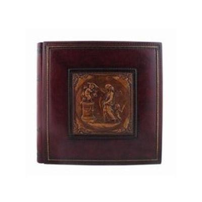 Florentia Фотоальбом кожаный Помпеи (30х30) - 50 листов Florentia AL30627002 фотоальбом 6171