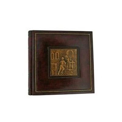 Florentia Фотоальбом кожаный Ромео и Джульетта (30х30) - 50 листов Florentia AL30631002 альфа ромео 159 фара купить
