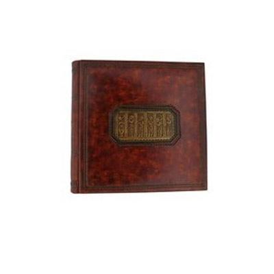 Florentia Фотоальбом кожаный Музицирующие ангелы (30х30) - 50 листов Florentia AL30632002 фотоальбом 6171