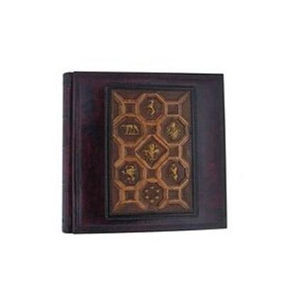 Florentia Фотоальбом кожаный TILES (30х30) - 50 листов Florentia AL30813001 фотоальбом 6171