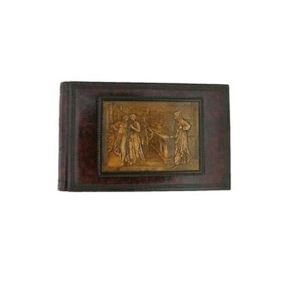 купить Florentia Фотоальбом кож. DANTE & BEATRICE (38 х 24) - 50 листов Florentia AL31638001 недорого