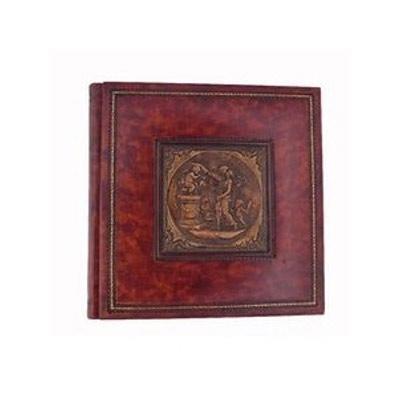 Florentia Фотоальбом кожаный Помпеи (33х33) - 60 листов Florentia AL33627002 фотоальбом 6171