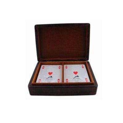Florentia Шкатулка 16х11,5х4,5 см с 2-мя колодами карт Florentia DA03404002 шкатулка friedrich lederwaren 26105 2