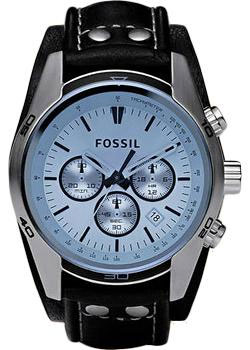 цена Fossil Часы Fossil CH2564. Коллекция Coachman онлайн в 2017 году