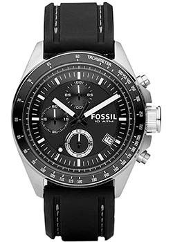 Fossil Часы Fossil CH2573IE. Коллекция Decker fossil часы fossil es4196 коллекция idealist