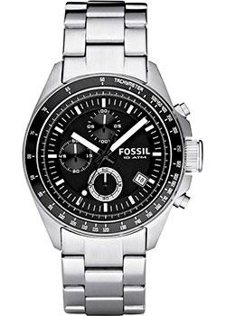 Fossil Часы Fossil CH2600IE. Коллекция Decker fossil часы fossil es4196 коллекция idealist